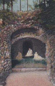 Arenberger Anlagen, Schlafende Junger, Germany, 1900-1910s