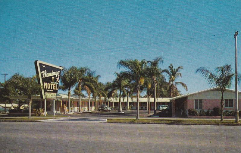 Flamingo Motor Court , ST. PETERSBURG , Florida , 50-60s
