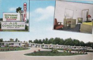 Florida Jacksonville The Sierra Motel & Restaurant