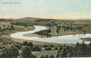 BURLINGTON, Vermont, 00-10s; Winoosky River, TUCK # 5854