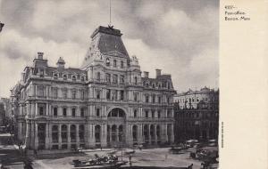 Aerial view,  Post Office,  Boston,  Massachusetts,  00-10s