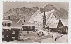 Austria Vorarlberg Mittelberg Postcard