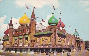 South Dakota Mitchell World's Only Corn Palace 1966