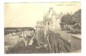 La Grosse Tour, Amboise (Indre-et-Loire), France, 1900-1910s