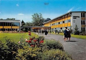 Oberstdorf Heilklimatischer Luftkurort in den Allgaeuer Alpen Kurmittelhaus