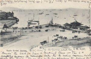 BOMBAY , India , 1904 ; Apollo Bunder