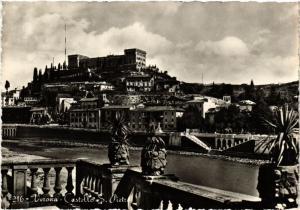 CPA VERONA Castello S.Pietro . ITALY (494120)