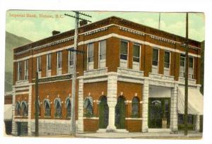 Imperial Bank , NELSON , B.C. , Canada ,PU-1920