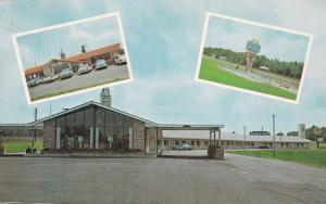 SMITHFIELD , North Carolina, PU-1950s ; Smithfield Motor Lodge