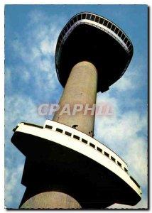 Postcard Modern Euromast Rotterdam
