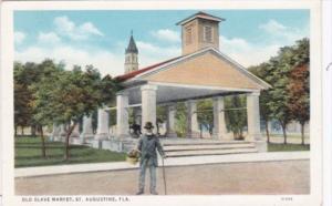 Florida St Augustine The Old Slave Market Curteich