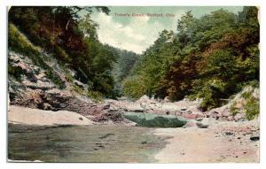 1909 Tinker's Creek, Bedford, OH Postcard *5N22