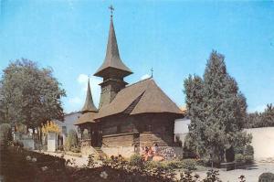Romania Biserica de lemn Sf. Maria, Techirghiol, Constanta, Wooden Church