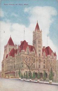 Exterior, Post Office, St. Paul,  Minnesota, 00-10s