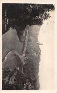 Zvikov Czech Republic Scenic View Real Photo Antique Postcard J47557