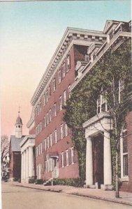 North Carolina Winston Salem Salem College Albertype