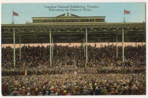 Canadian National Expo, Toronta