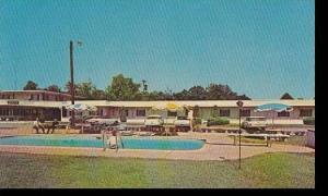 South Carolina Greenville The University Park Motel