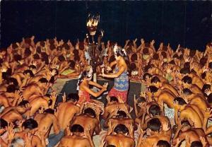Indonesia The Unforgettable Ketjak Dance, Bali Island