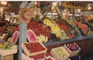 California Los Angeles Produce At The Farmers Market