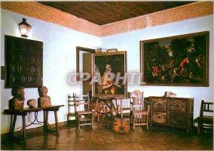 Postcard Modern Museo de El Greco (Toledo) Painter's Studio