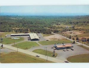 Unused Pre-1980 MOTEL SCENE Glens Falls - Lake George New York NY HJ9423