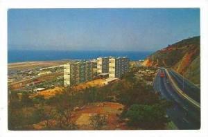 Autopista - Caracas - La Guaira, Venezuela, 50s