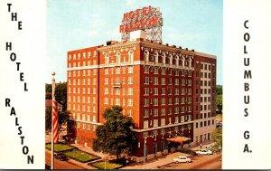 Georgia Columbus The Hotel Ralston