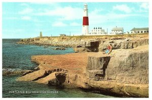 Lot 2 Portland Billet & Phare Angleterre & Aerial View Avec / Chesil Plage