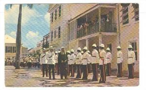 Chief Justice Of The Bahamas, Guards, Bahamas, 1940-1960s