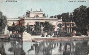 Poland Warszawa - Palac w Lazienkach