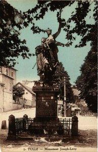 CPA Correze TULLE Monument Joseph-Lovy (984178)