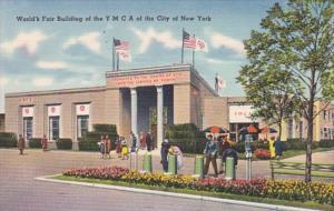 New York World's Fair 1940 World's Fair Building of The Y M C A Of New York City