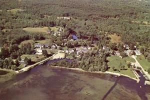 NH - Melvin Village (Aerial View)