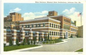 Linen of Missouri State Penitentiary Jefferson City MO