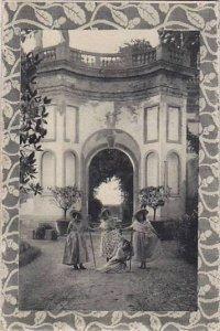 9 postcards & cover, Villa Reale di Strada: Italy, 00-10s