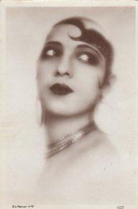 RP: Josephine Baker , Head Portrait , 1920s