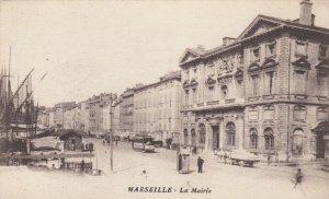 MARSEILLE , France , 1900-10; La Mairie