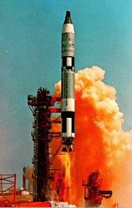 Florida John F Kennedy Space Center GeminiBtitan 4