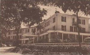 North Carolina Tryon Oak Hall Hotel The House Of Friendship