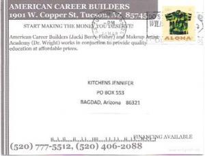 US Used Postcard #4595  Kilauea  American Career Builders