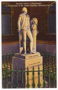 Houdon's Statue of George Washington, Richmond VA