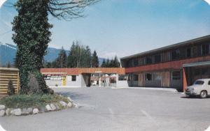 The Ranch Motel, Marine Drive and Capoliano Road, North Vancouver, British Co...