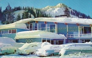 World Famous Squaw Valley Lodge At Squaw Valley Lake Tahoe California