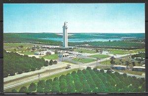 Florida, Clermont - Panorama - Citrus Tower - [FL- 462]
