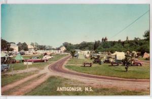 Whidden's Trailer Court & Camping, Antigonish NS