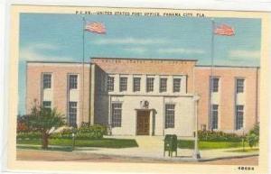 US Post Office, Panama City, Florida, 30-40s
