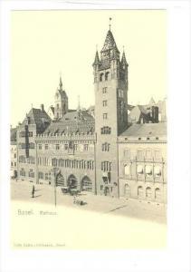 Basel . Rathaus , Switzerland , 00-10s