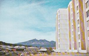 Arizona Flagstaff Sechrist Dormitory Northern Arizona University
