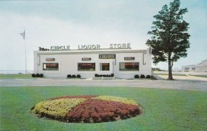 New Jersey Somers Point Circle Liquor Store MacArthur Circle sk231